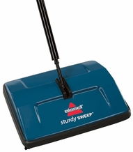 Bissell 2402 Sturdy Sweep Cordless Sweeper