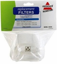 Bissell 3204E Vacuum Cleaner Filter (2 pack)