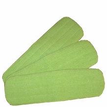 Bissell 3275 Flip-Ease Replacement MicroFiber Pads (3 pack)