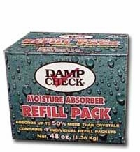 Damp Check Non-Electric Dehumidifier Refill