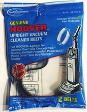 Hoover 40201030 Upright Vacuum Cleaner Agitator Belts