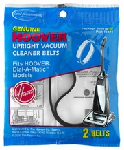 Hoover 40201050 Upright Vacuum Cleaner Belts (2 pack)