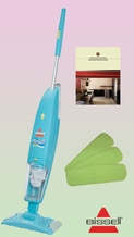 Bissell 5288 Flip-Ease Floor Cleaner - Deluxe Kit