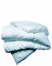 Pristine Basic Allergen Proof Twin 64'' x 86'' Comforter Cover