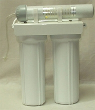 Hydro-Safe ADWU-D-UV Undercounter 3 Stage UV  Water Filter