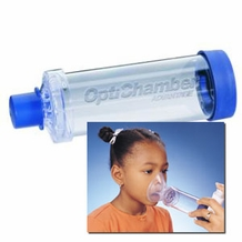 OptiChamber Advantage Valved Holding Chamber with Small Mask