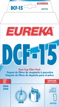 Eureka 62733 Style DCF-15 Vacuum Cleaner Dust Cup Filter