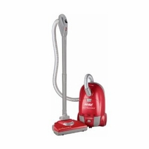 Eureka 6833D Boss Canister Vacuum Red