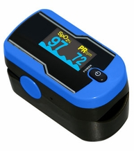 Oximeter Plus Oxi-GO Pro Sports Finger Pulse Oximeter