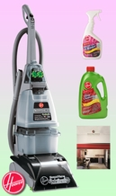 Hoover F5912-900 SteamVac Deep Cleaner - Deluxe Kit