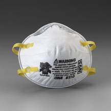 3M 8210 N95 Disposable Dust / Pollen Masks (20 pack)