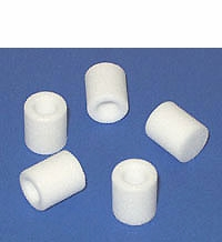 PARI Replacement Air Filter for Proneb / Vios Nebulizer (6 pack)