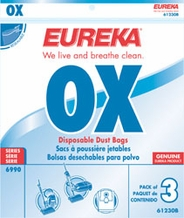 Eureka 61230C Style OX Replacement Vacuum Cleaner Bags (3 pack)