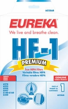Eureka 60286a Style HF1 Replacement Vacuum Cleaner HEPA Filter