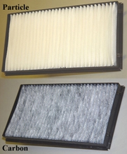 Cabin Air Filter for BMW 7 Series (E65)