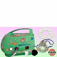 PARI ProNeb Pediatric Nebulizer - Deluxe Kit