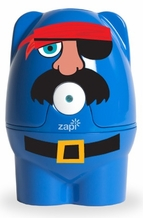 Violight VIO810 Zappi-Doodle Toothbrush Sanitizer for Boys, Blue