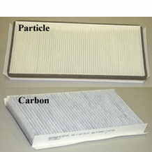 Cabin Air Filter for Porsche 911 Boxster