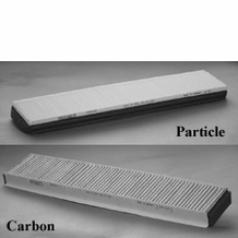 Cabin Air Filter for Ford Contour, Mercury Cougar / Mystique