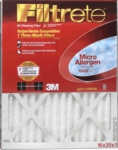 3M Disposable Electrostatic Central Furnace Filters