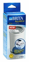 BRITA 42647 Replacement Water Filter Cartridge