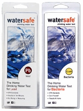 WaterSafe Lead / Bacteria Water Test Deluxe Kit