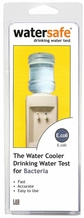 Watersafe WS-123WC Water Cooler Bacteria Test Kit
