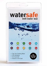 WaterSafe WS-425W Well-Water Test Kit