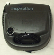 Respironics HS456 Inspiration Elite Nebulizer Compressor