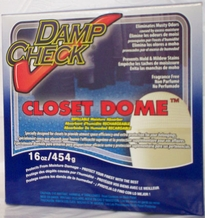 Damp Check 12000-12 Closet Dome Dehumidifier (16 oz.)