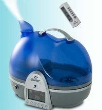 WindChaser HUL60 Ultrasonic Warm Mist Humidifier