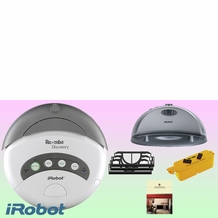 iRobot Roomba 4210 Robotic Vacuum Cleaner  - Deluxe Kit