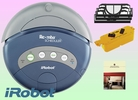 iRobot Roomba 4230 Scheduler Robotic Vacuum Cleaner - Deluxe Kit