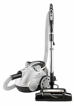 Hoover S3755 WindTunnel Bagless Canister HEPA Vacuum
