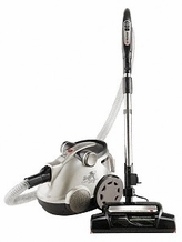 Hoover S3765-040 WindTunnel Bagless Canister HEPA Vacuum