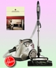 Hoover S3765 Bagless Canister Vacuum - Deluxe Kit