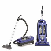 Germ Guardian GGU300 Upright Vacuum w/ Removable Canister Vacuum