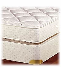 Royal Latex Full-Size Quilt-Top Mattress