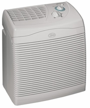 Hunter 30124 HEPAtech 124 Air Purifier w/ Ionizer