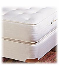 Royal-Pedic Twin-Size All Cotton Mattress
