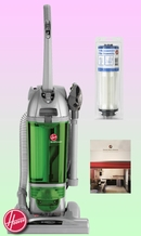 Hoover U5269-900 Bagless Upright Vacuum - Deluxe Kit