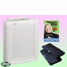 Hunter 30398 HEPA Air Purifier - Deluxe Kit