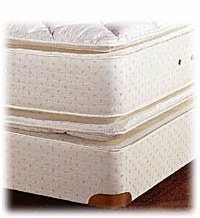Royal-Pedic Queen-Size Pillowtop Mattress