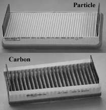 Cabin Air Filter for Chevrolet Venture, Oldsmobile Silhouette, Pontiac Montana / Transport
