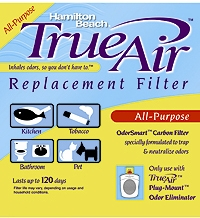 Hamilton Beach 04290 TrueAir Replacement General Purpose Air Cleaner Filter
