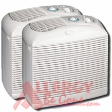 Hunter 30057 HEPAtech 57 Air Purifier (2 pc Kit)