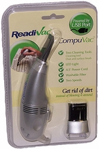 ReadiVac 39006 CompuVac USB Vacuum Cleaner
