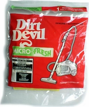 Dirt Devil 3-250363-001 Microfresh Canister Vacuum Exhaust Filter