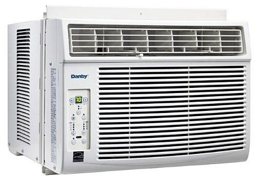 Danby 5,200 BTU Compact Window Air Conditioner with Digital
