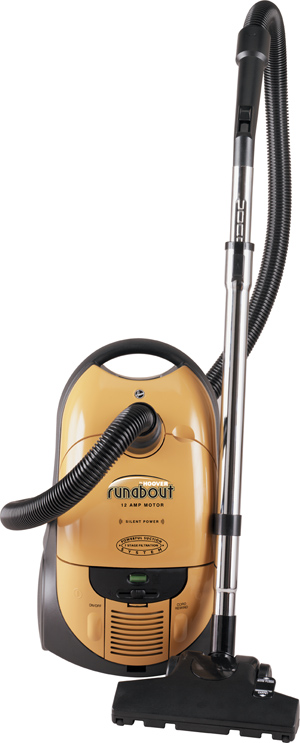 Hoover S3330 Runabout Canister Vacuum Cleaner